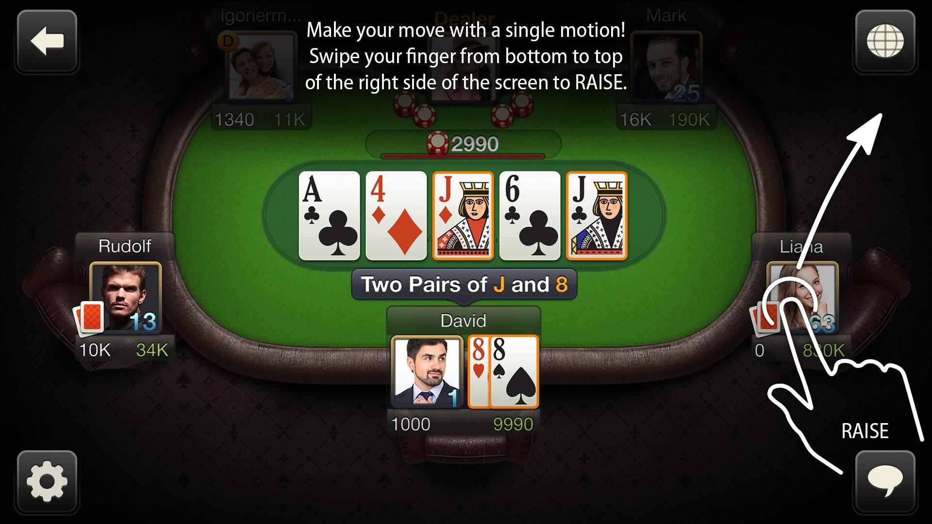 Покер дмитрий лесной