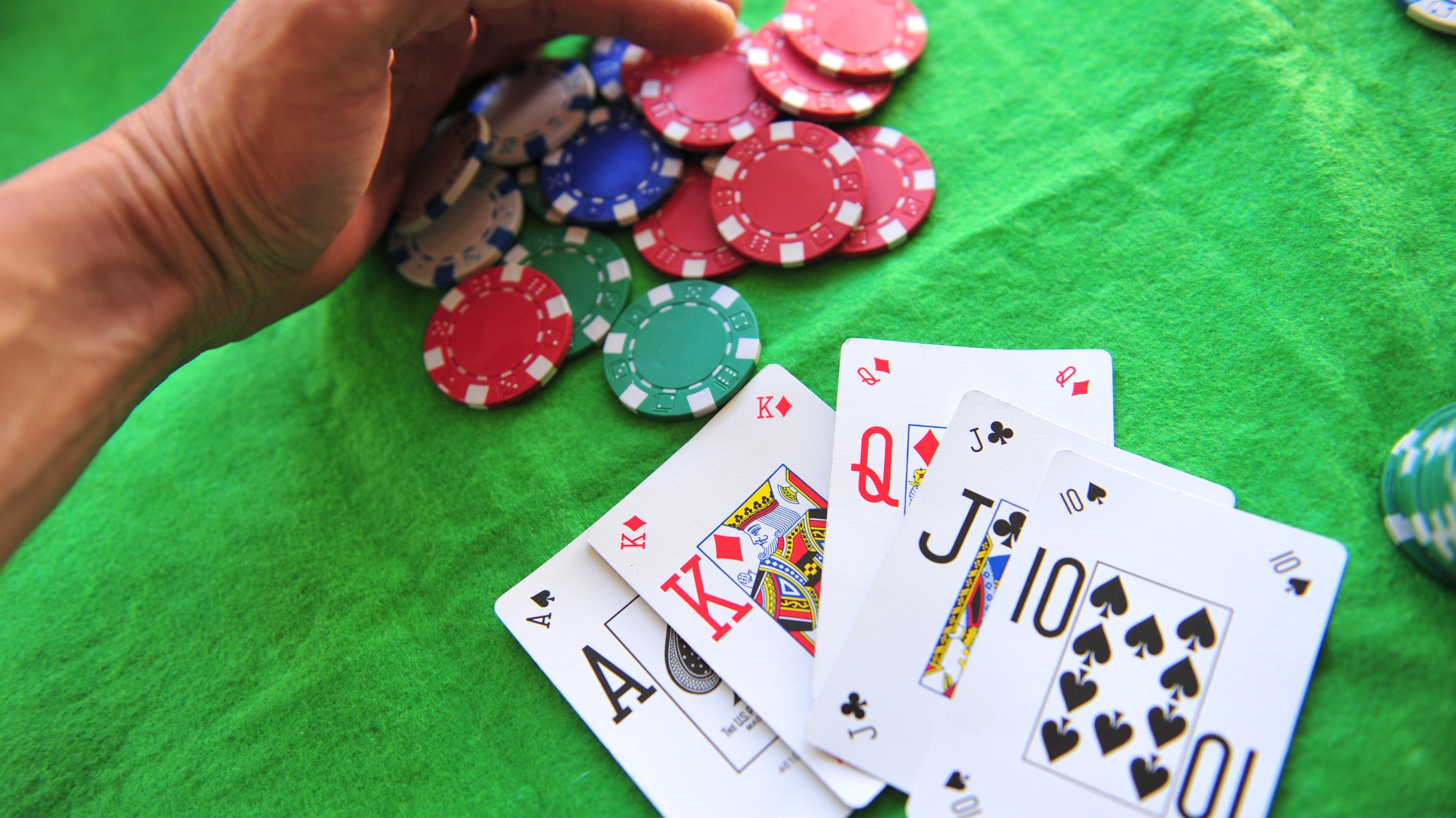 стратегия игры в покер онлайн